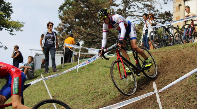 13 septembre 2015 – Cyclo Cross de Pont de Chéruy