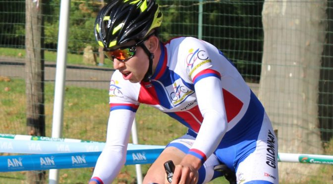 22 octobre 2016 – Cyclo Cross Juniors – Biziat