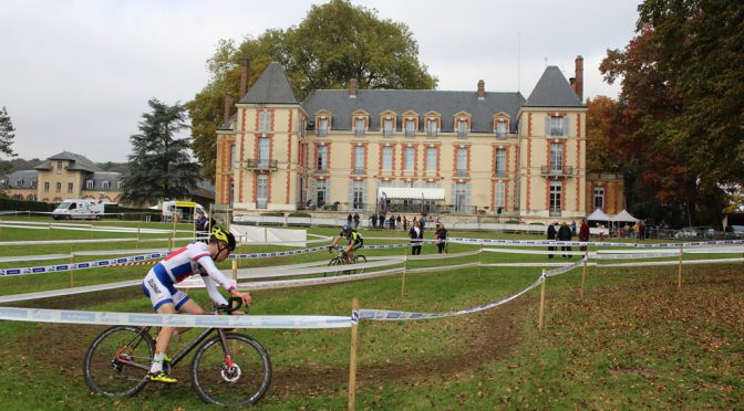 26 octobre 2016 – Fontenay les Briis – Cyclo Cross Juniors