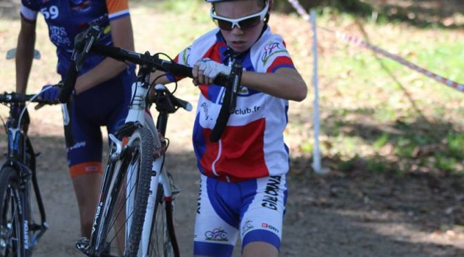 24 septembre 17 – Chavanoz – Cyclo Cross Cadets
